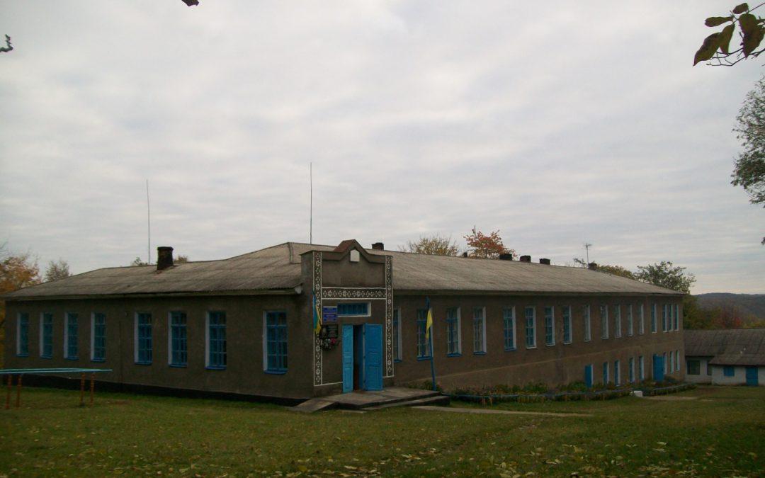 Приміщення зачиненої школи в с.Калачківці Камянець-Подільського району Хмельницької області